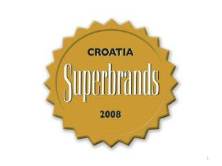 O  Superbrands  organizaciji