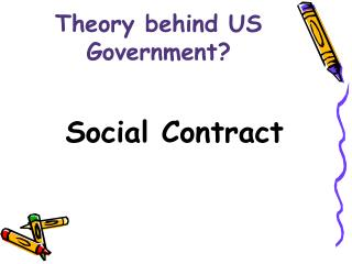 Theory behind US Government?