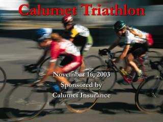 Calumet Triathlon