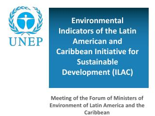 Meeting of the Forum of Ministers of Environment of Latin America and the Caribbean