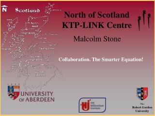 North of Scotland KTP-LINK Centre