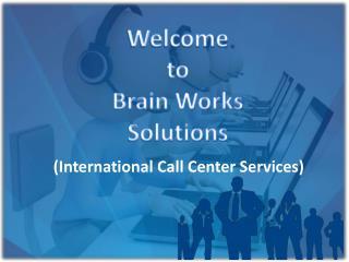Brainworks Solutions - Overview