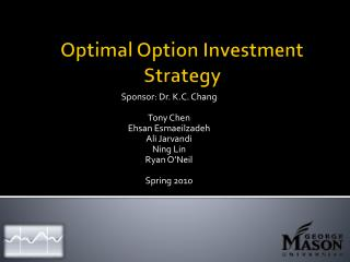 Optimal Option Investment Strategy