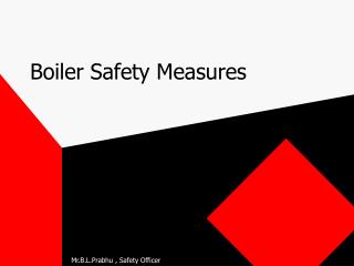 Boiler Safety Measures