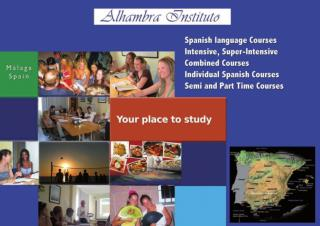 Learn Spanish Spain | Spanish Courses in Spain | Spanish lan