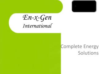 En-x-Gen International