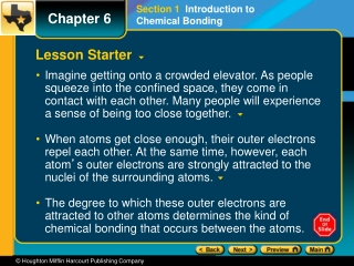 Chemical Structure and  Chemical Bonding.    Introduction, Chapters 1,2,3