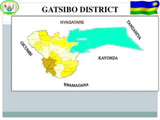 GATSIBO DISTRICT