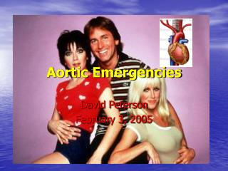 Aortic Emergencies