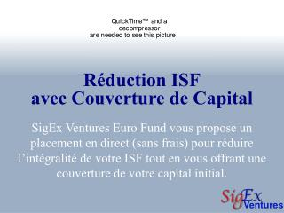 Réduction ISF avec Couverture de Capital
