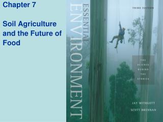 Chapter 7 Soil Agriculture and the Future of Food