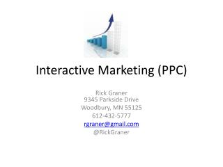 Interactive Marketing (PPC)
