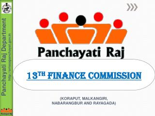13 th  Finance Commission