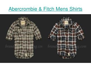 Abercrombie & Fitch Mens Shirts