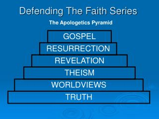 Defending The Faith Series