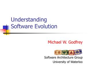Understanding  Software Evolution