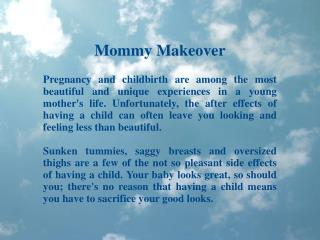 Dr Kris Reddy Reviews Mommy Makeover