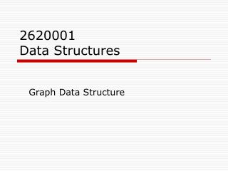 2620001 Data Structures