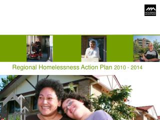 Regional Homelessness Action Plan  2010 - 2014