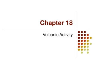 Unit 7: Dynamic Planet: Earthquakes  Volcanoes  Lecture 1