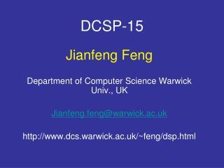 DCSP-15