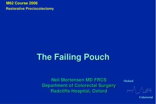 The Failing Pouch