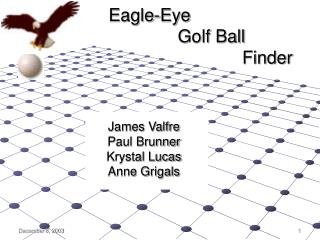 Eagle-Eye                   Golf Ball                                Finder