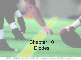 Chapter 10 Diodes