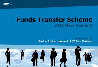 Funds Transfer Scheme  ANZ New Zealand