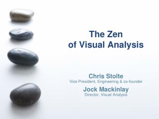 The Zen  of Visual Analysis