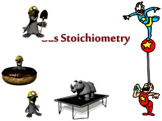 Gas Stoichiometry