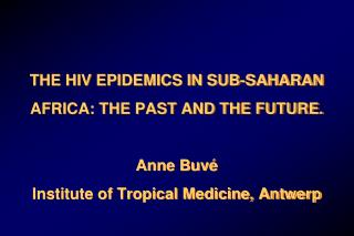 UNAIDS  REPORT ON THE GLOBAL AIDS  EPIDEMIC, 2010
