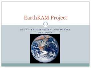 EarthKAM Project