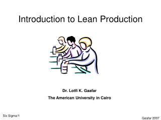 Introduction to Lean Production
