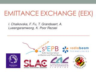 Emittance  Exchange (EEX)