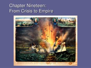 Chapter Nineteen: From Crisis to Empire