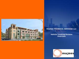 MAJEES TECHNICAL SERVICES LLC Vehicle Tracking Division Overview