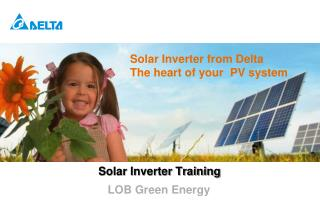 Solar Inverter Training