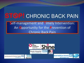 ST   P! CHRONIC BACK PAIN