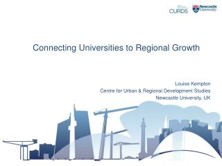 Connecting Universities to Regional Growth