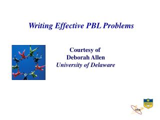 Writing Effective PBL Problems
