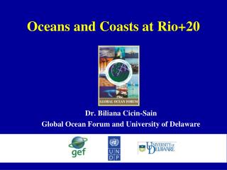 Oceans and Coasts at Rio+20