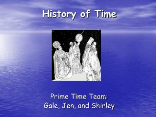 History of Time