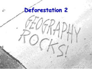 Deforestation 2