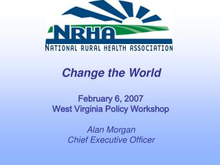 NRHA: Mission Statement