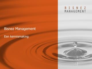 Bisnez Management