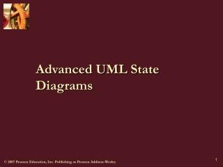 Advanced UML State Diagrams