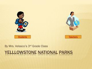 Yelllowstone National Parks