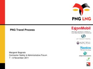 PNG Travel Process