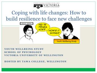 Coping with life changes: How to build resilience to face new challenges